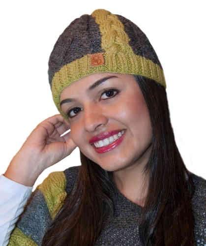 Alpakamütze Melissa 6612