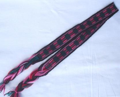 3316 Hutband kurz
