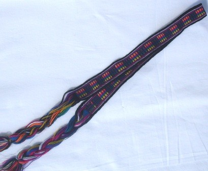 3312 Hutband kurz