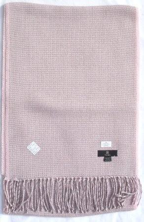 6231 Schal rosé
