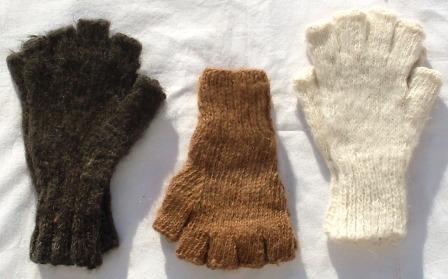 Handschuh, uni, Größe M