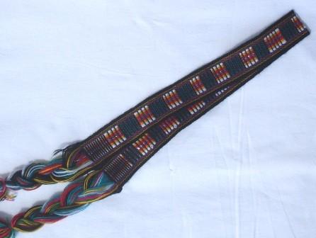 3314 Hutband kurz